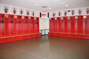 VIP STADION RUNDFAHRT München mit Jean-Marie Pfaff 1.2.2014 Allianz Arena FCB Kabine 1500x1000